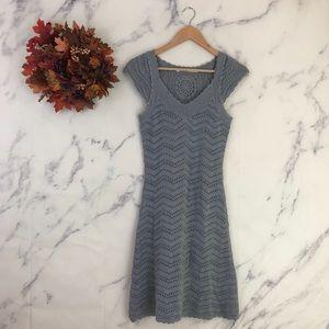 Athleta Crochet Sheath Dress